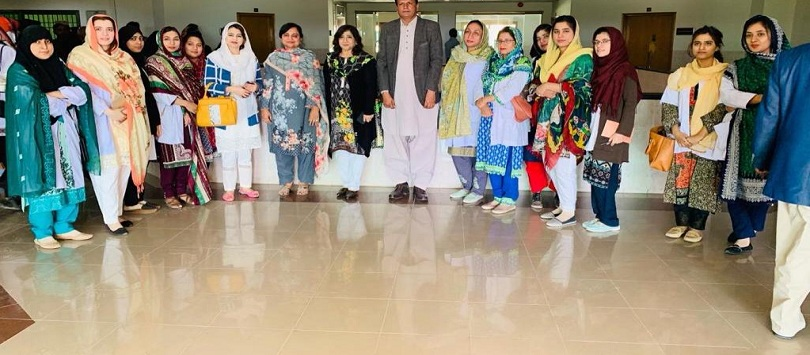 "Visited and attended One Day Symposium on ""Multidisciplinary Head & Neck Cancer"" at Norin Cancer Hospital Nawabshah on 9th February 2019."